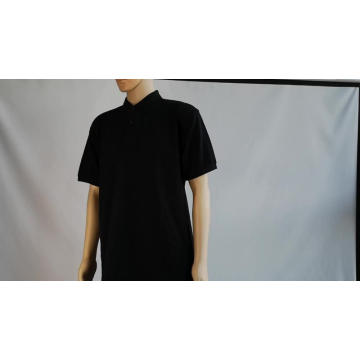 Mens causal polo shirt